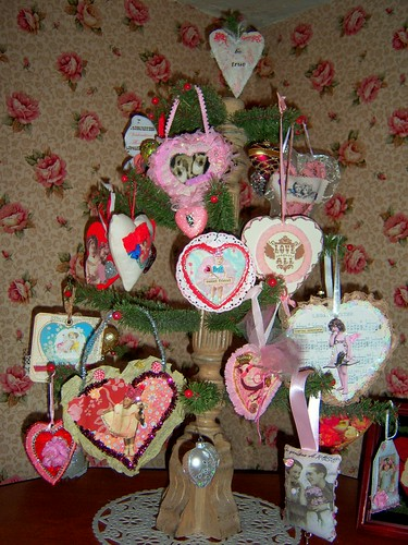 one valentine tree