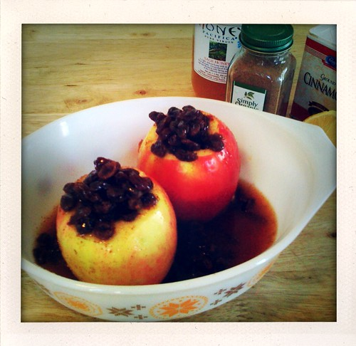 Life: Baked Apple Deliciousness!