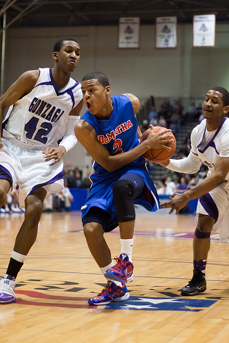 DeMatha Basketball Quinn Cook