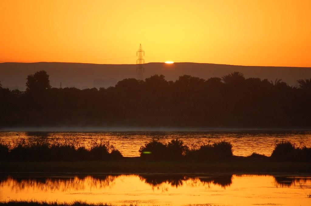 Nile Sunrise