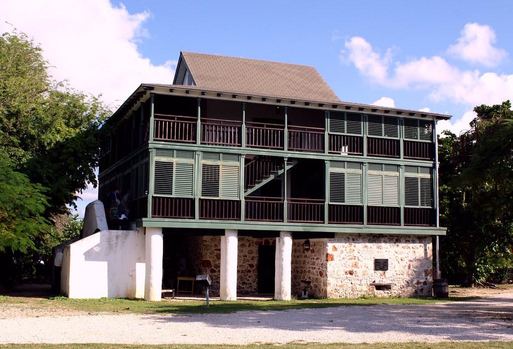 Pedro St. James Castle