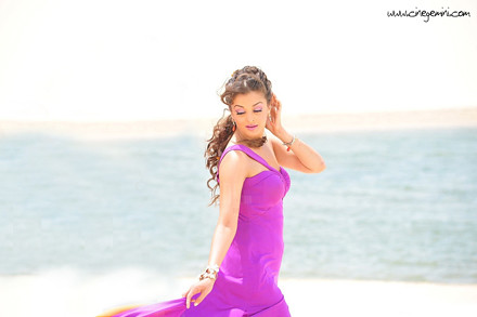Actress Aishwarya Rai in Endhiran film