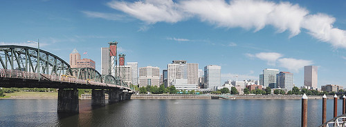 Portland, Oregon - Skyline
