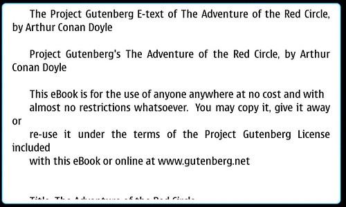Proyecto Gutenber en N900