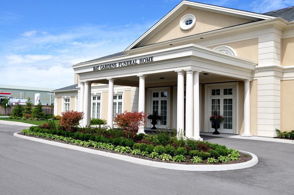 Bay Gardens Funeral Home, Hamilton, Ontario