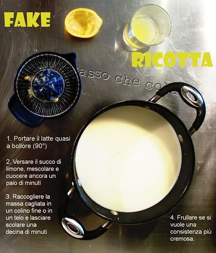 Fake Ricotta