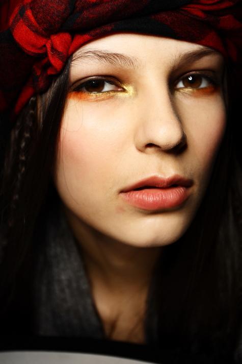Alexandre Herchcovitch Fall/10 - Emilia Nawrecka