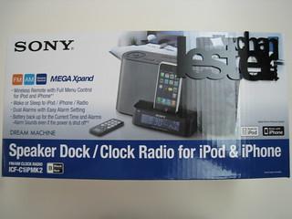 Sony ICF-C1iPMK2