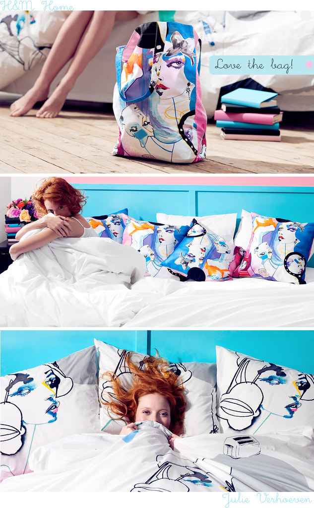 H&M Home and Julie Verhoeven