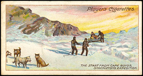 Cape Royds, Shackleton's Expedition