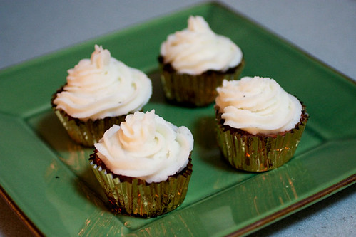 Meatloaf & Mashed Potato Cupcakes - 4