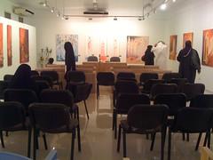 هنا يلتقي الشعر والفن التشكيلي (Muneer alshaikh) Tags: شعر لوحة معرض فن قاعة رسم لوحات امسية تشكيلي