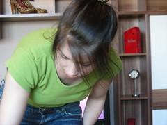 After sports (erikaheinzurlaub) Tags: woman yahoo child power charlotte daughter kind frau charly tochter 2010 powerfrau