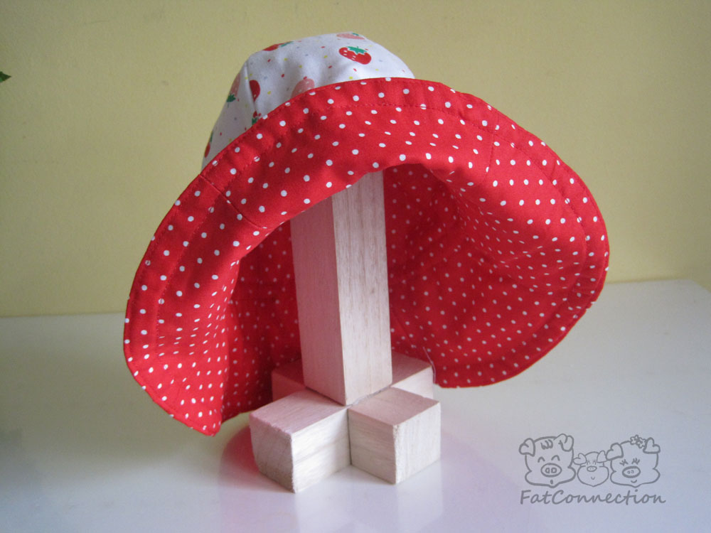Strawberry Shortcake Hat