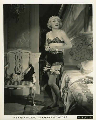 Wynne Gibson in If I had a Million (1932)