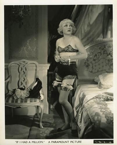 Wynne Gibson in If I had a Million (1932)