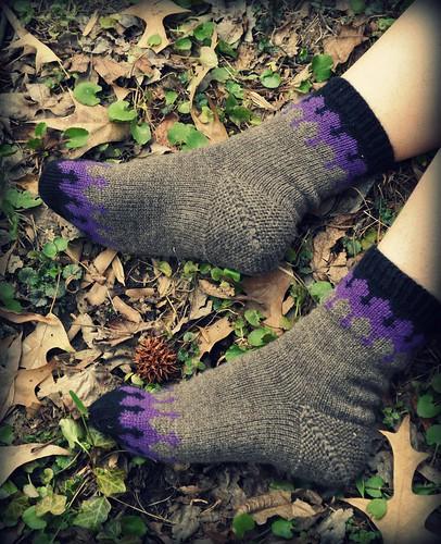 Graveyard Socks