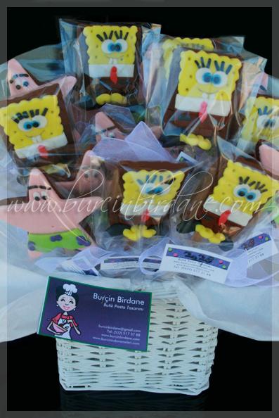 Sponge Bob Cookie