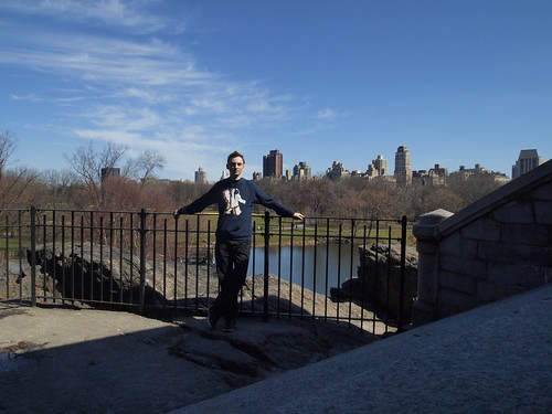 Me in central Park