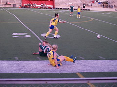 Misc 131 (Cosmic Jans) Tags: soccer misc young band highschool easttexas chapplehill