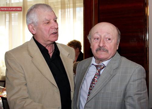 Traian Stănescu şi Marin Moraru
