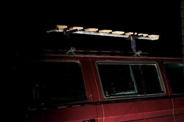 DIY Roof  Rack