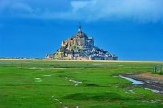 Mont Saint-Michel 2 (paspog) Tags: france montsaintmichel fiatlux gettyimagesfranceq1