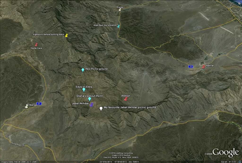 Jebel Akhdar 01