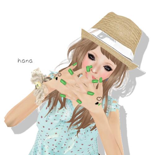 *pulcino*Silver Wedding(Green)