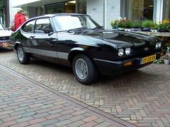 1979 Ford Capri 3.0S (Davydutchy) Tags: classic ford netherlands car june capri ride oldtimer rit veteran friesland klassiker joure fryslân 2011 vroem vroem2011