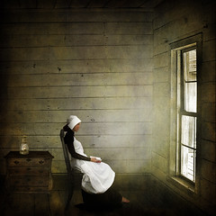 The Dreamer (Eve Livesey) Tags: light woman window girl reading surreal dreaming fantasy montage vermeer melancholy malinconia whistlersmother textured photopainting alwaysexc absolutegoldenmasterpiece thedantecircle visionquality redmatrix truthandillusion