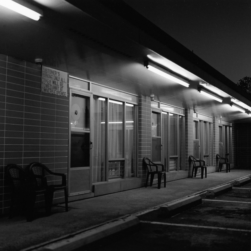 Cadillac Motel Rooms
