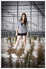 Left Behind (Dedication-Photography) Tags: people nature girl lady model nikon shoot models 18200mm d40