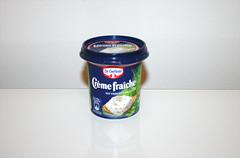 06 - Zutat Creme -fraiche mit Kräutern