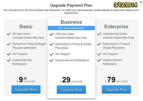 iBuildApp - Upgrade Payment Plan by Wesley Fryer, on Flickr