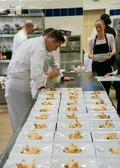 Bocuse d'Or Dinner (Edsel L) Tags: ohio milan unitedstates vegetable grace institute benefit duffy dor culinary curtis bocuse teamusa a7r chefsgarden bocusedor culinaryvegetableinstitute curtisduffy ilce7r