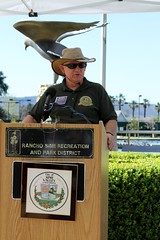 Mark Johnson, Rancho Simi Recreation and Park Division