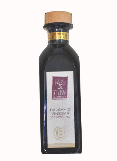 8-year balsamic vinegar