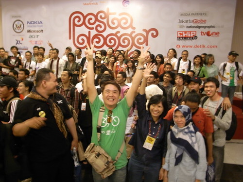 Pesta Blogger 2009 begins