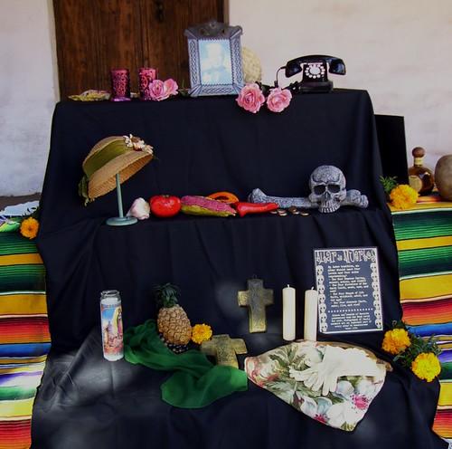 Casa de la Guerra Dia de los Muertos2