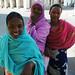 Welcoming ladies - Djibouti