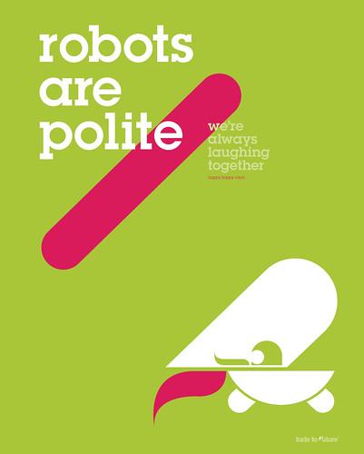 Robots are Polite