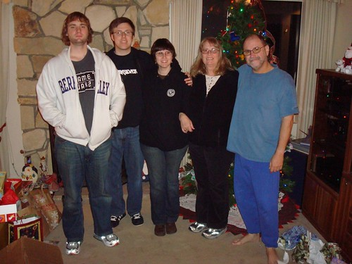 Family Dec 2007