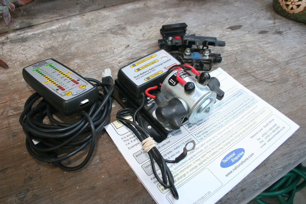 National Luna Dual Battery Kit and others | Expedition Portal on