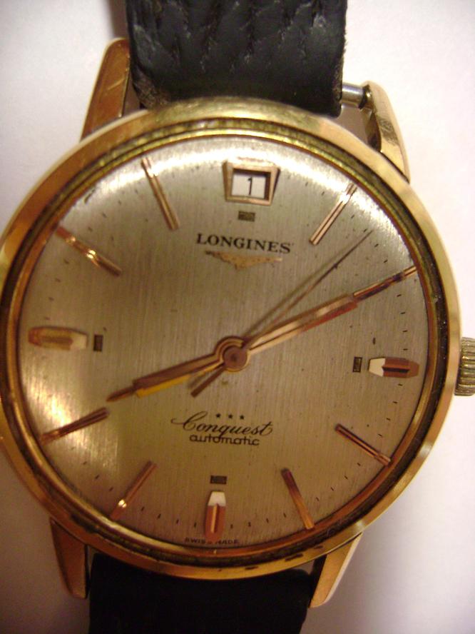 016bf9330dd6 Tema  Ayuda reloj longines