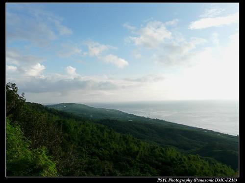 Views from Guanshan