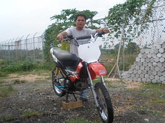 nickoys bike nice no..... (my modified trail bikes) Tags: is ds modified generation 125 xrm