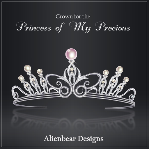 Crown for Princess of My Precious