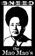 Sneed: Modern Mao (IWH844) Tags: streetart art stickers peel merch lowbrow sneed bomit stickertraders iwh844