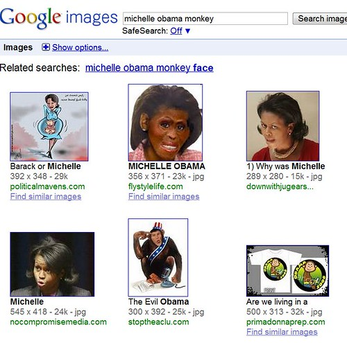 michelle obama pictures monkey. google michelle obama monkey 1